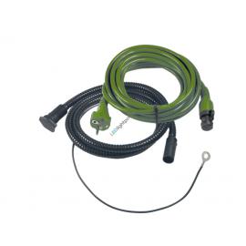 DEFA - 230VAC Anschluss-Set 2.5m mit Stecker/Dose
