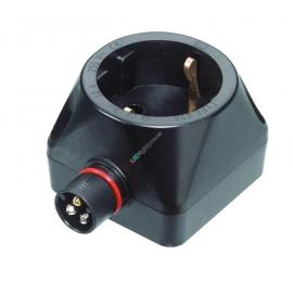 DEFA - 230VAC Schuko-Steckdose für Innenraum