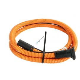 DEFA - 230VAC MiniPlug Eingangskabel 2.0m or