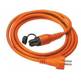DEFA - 230VAC MiniPlug Anschlusskabel 5.0m