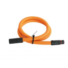 DEFA - 230VAC PlugIn Verlängerungskabel 0.5m or