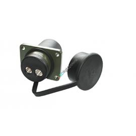 Steckdose 2-pol. 70mm2 f. Kabelanschluss M10