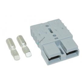 1 Stk. Stecker Anderson Power 2-p. -6mm2 grau