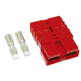 1 Stk. Stecker REMA 2-p. -16mm2 rot
