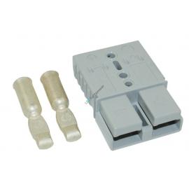 1 Stk. Stecker Anderson Power 2-p. 35mm2 grau