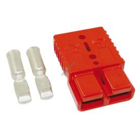 1 Stk. Stecker REMA 2-p. -50mm2 rot