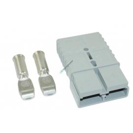 1 Stk. Stecker REMA 2-p. 70mm2 grau