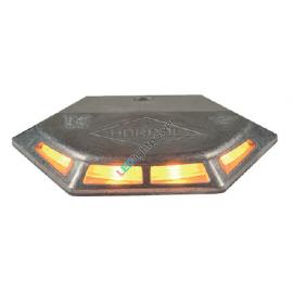 LED Warnleuchte für Hebebühne-Ladebordwand, gelb, 12-24V