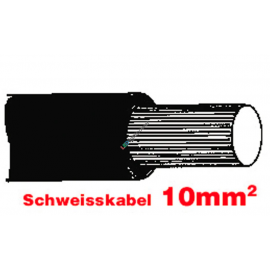 SGF Anlasserkabel hochflexibel 10mm schwarz