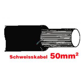 SGF Anlasserkabel hochflexibel 50mm sz