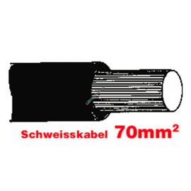 SGF Anlasserkabel hochflexibel 70mm schwarz
