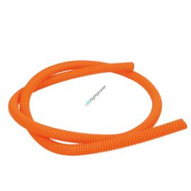 Polyflex-Wellrohr orange NW 10 Polypropylen