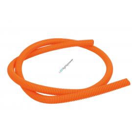 Polyflex-Wellrohr orange NW 14 Polypropylen