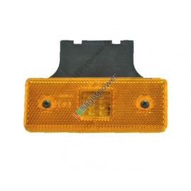 LED Seitenmarkierleuchte orange 4 LED