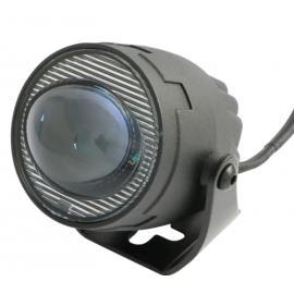 Mini LED Abblend-Scheinwerfer Aufbauversion