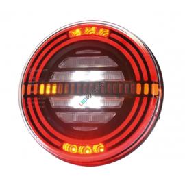 WAS - LED-Schlussleuchte 12/24V links