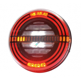 WAS - LED-Schlussleuchte 12/24V Rechts