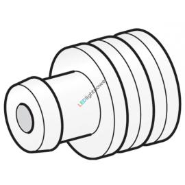 Einzeladerdichtung weiss 1.5-2.5mm2