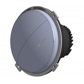 LED Hauptscheinwerfer 5.75 Zoll mit drei Befestigungslaschen
