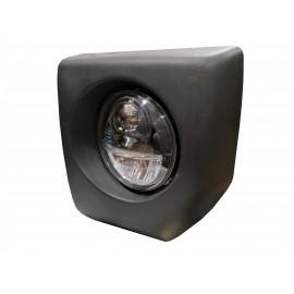 LED Scheinwerfer Set Nolden 2. Generation inkl. Tagfahrlicht, für Puch oder Mercedes G-Klasse ohne Scheinwerferverstellung