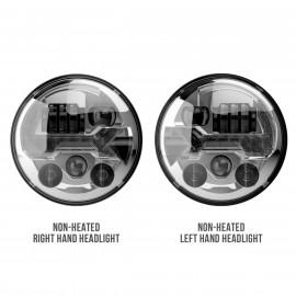 """LED Hauptscheinwerfer 7"""" J.W. Speaker EVO 3, Set mit 2 Stück"""