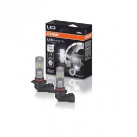 LED Birnen Set (2 Stück) Osram, LEDriving FL, H10, PY20d, 12V, kaltweiss