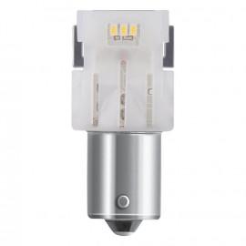 LED Birne BA15s 12V OSRAM LEDriving P21W, weiss, Set à 2 Stück