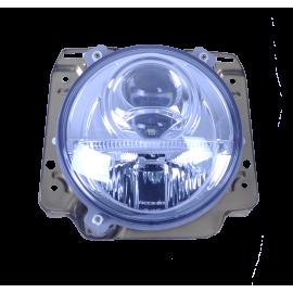 LED Scheinwerfer Set Nolden 2. Generation inkl. Tagfahrlicht, für VW Golf II, ohne el. Scheinwerferverstellung