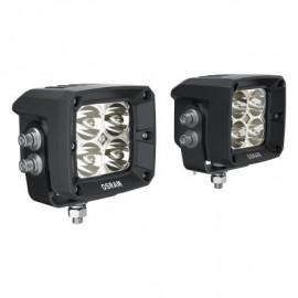 LED Arbeitsscheinwerfer Set (2 Stück), OSRAM Cube VX80-SP