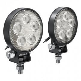LED Arbeitsscheinwerfer Set (2 Stück), OSRAM Round VX70-SP