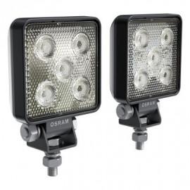 LED Arbeitsscheinwerfer Set (2 Stück), OSRAM Cube VX70-WD