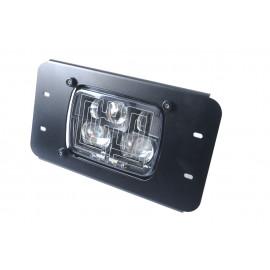 LED Scheinwerfer beheizt für Unimog U1000-2450, Komplettset mit zwei Scheinwerfer für 1:1 Austausch
