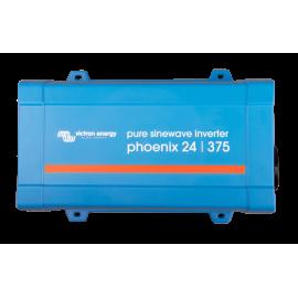 Wechselrichter Victron Phoenix 12/375, 12V-230VAC, 375VA