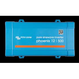 Wechselrichter Victron Phoenix 12/500, 12V-230VAC, 500VA