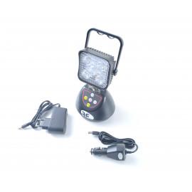 LED Magnetleuchte 15W mit Akku