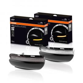OSRAM LEDriving, Dynamischer Spiegelblinker Set für VW Golf 6, Klarglas