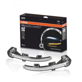 OSRAM LEDriving, Dynamischer Spiegelblinker Set für VW Passat, Klarglas