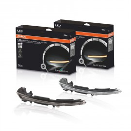 OSRAM LEDriving, Dynamischer Spiegelblinker Set für Seat Leon,Seat Ibiza,Seat Arona, Klarglas