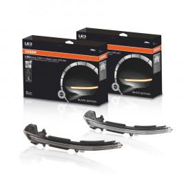 OSRAM LEDriving, Dynamischer Spiegelblinker Set für Seat Leon,Seat Ibiza,Seat Arona, schwarz