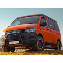 Kühlergrill Kit für VW T6, Startline, für LAZER Triple-R LED Fernlichter