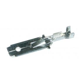Flachsteckzunge 4-6mm2 mit Wiederhaken
