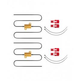 Ersatzwiderstand Set (2 Stück) 12V, 21W