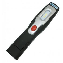 Handlampe mit SMD-LED und Frontstrahler