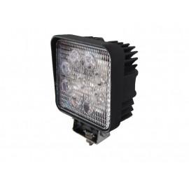 LED Arbeitsscheinwerfer 27W, CREE