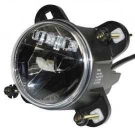 LED Fernlichtscheinwerfer 90mm mit Positionslicht
