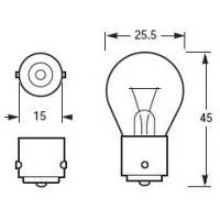 BA15S LED