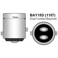 BAY15D LED (21/5W)