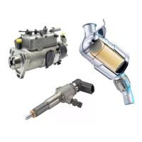 Diesel und Benzineinspritzung Ersatzteile, Russpartikelfilter