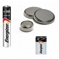 Kleinbatterien (nicht wiederaufladbar)