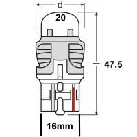 W3x16d (21W)